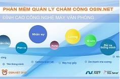 may cham cong